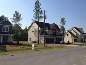 Homes at Tall Pines on New River