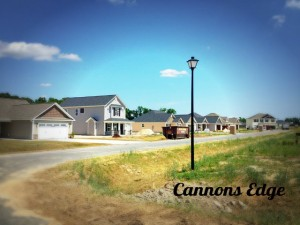 Canon's Edge Homes